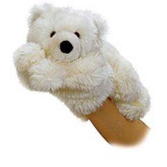 Breathing Bear Puppet