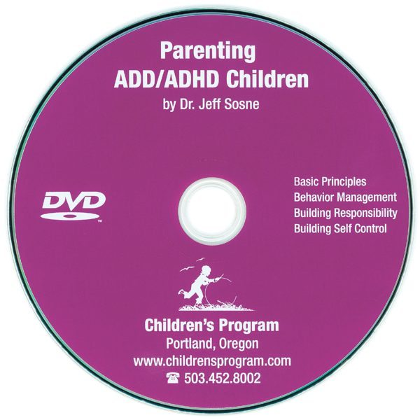 Parenting ADD ADHD Children