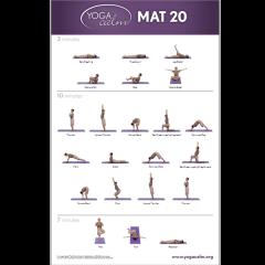 Yoga Classroom Poster