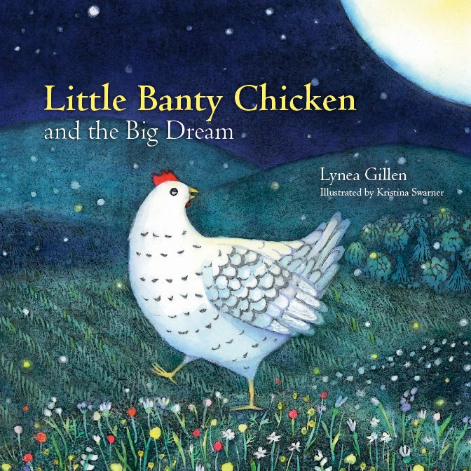 Little Banty Chicken book cover